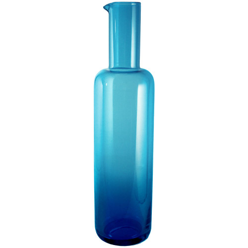 Baja Glass Bottle 0.9L - Blue