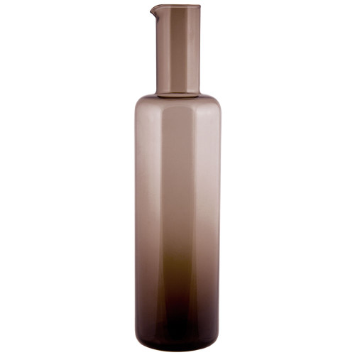 Baja Glass Bottle 0.9L - Chocolate