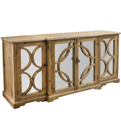 Deco Sideboard - Reclaimed Pine