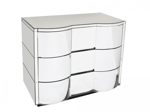 Bloomingdale Mirrored Chest