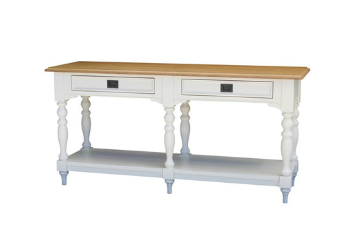 Bella House Marseille Console Table Large