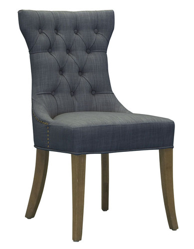 Ella Dining Chair - Slate