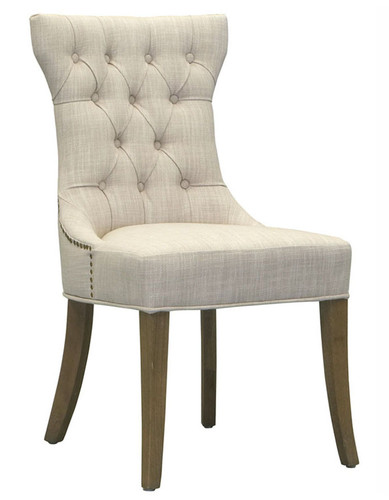 Ella Dining Chair - Bisque