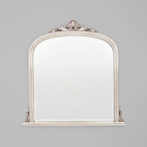 Domed rustica mirror 119x117 warranbrooke maison living for Brooke mirror
