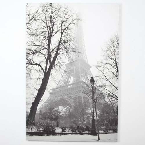 Canvas Print: Eiffel Tower