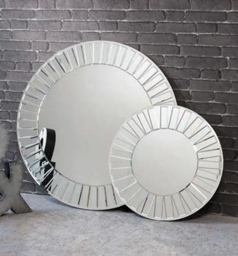 "Mondello Round Mirror 36.5"""