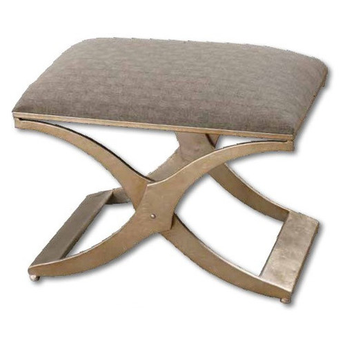 Kiah Small Bench by Uttermost