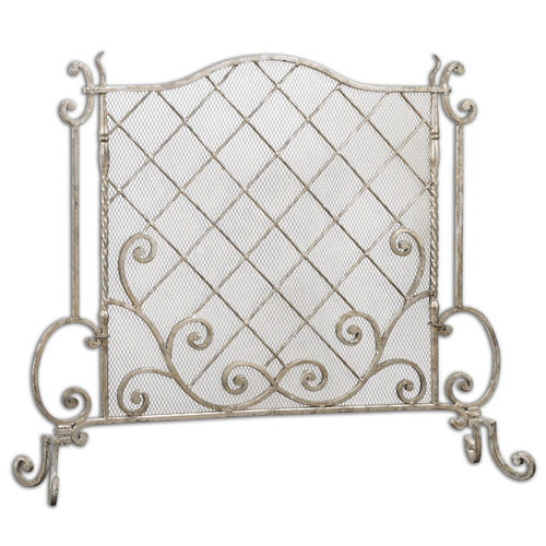 Acasia Fireplace Screen
