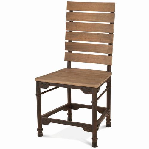 Mercantile Chair - Size: 99H x 51W x 51D (cm)