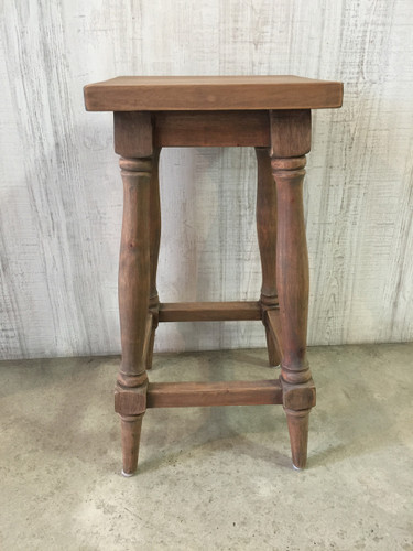 Provence Counter Stool - Vintage Driftwood