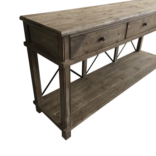 Aix 3 Drawer Console Table