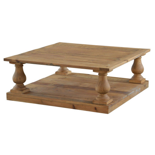 Baluster Coffee Table 120cm