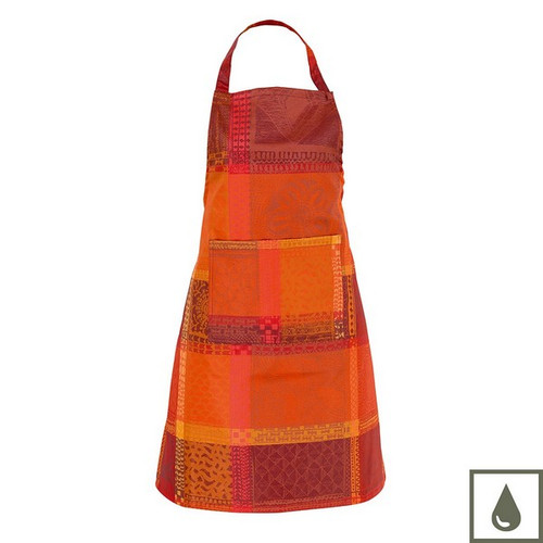 Apron MILLE WAX Ketchup