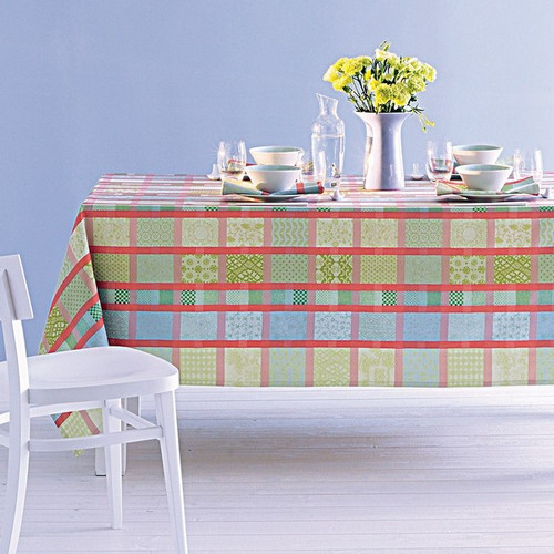 Tablecloth MILLE LADIES Porcelaine 180x250cm