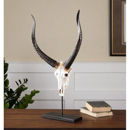 Impala Skull