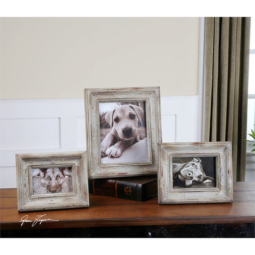 Niho Photo Frames - Set of 3