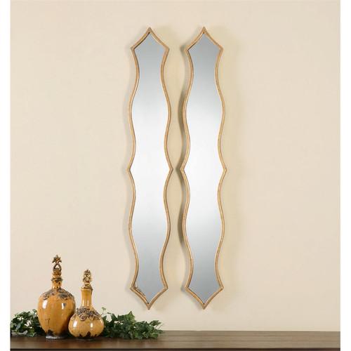 Morvana Mirrors - Set of 2