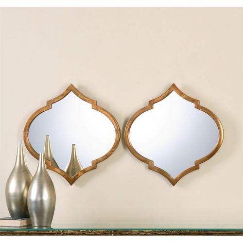 Jebel Mirrors - Set of 2