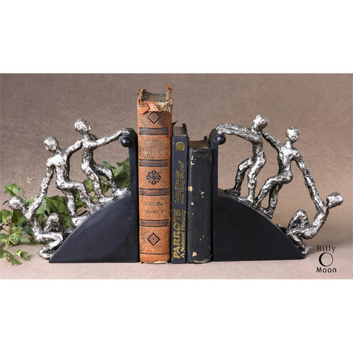 Helping Hand Bookends - Set of 2