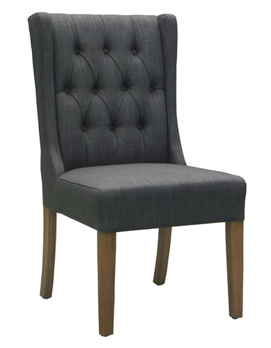Camille Dining Chair - Slate Grey