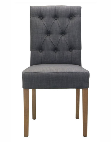 Paris Dining Chair - Slate Grey