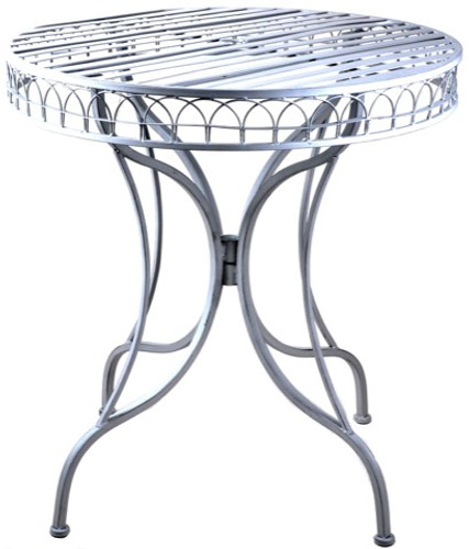 Vienna Outdoor Foldable Table - Grey
