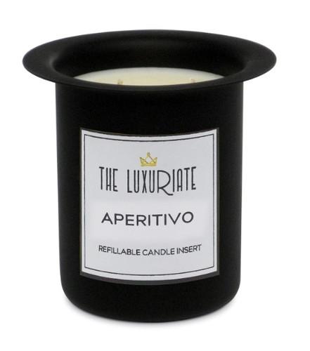 Luxuriate Aperitivo Candle Insert