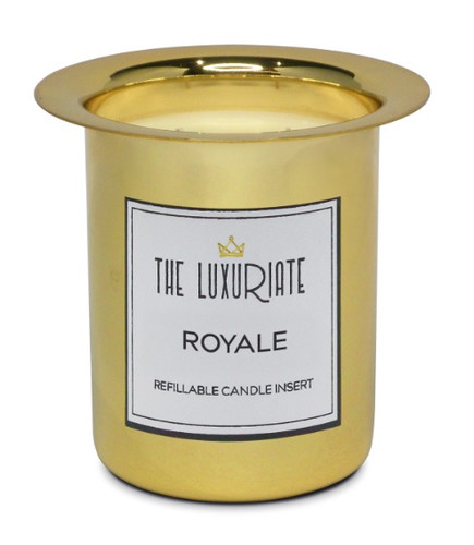 Luxuriate Royale Candle Insert