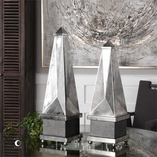 Armanno Obelisk Set/2