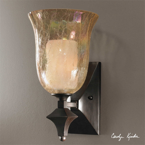 Elba 1-Lamp Wall Sconce
