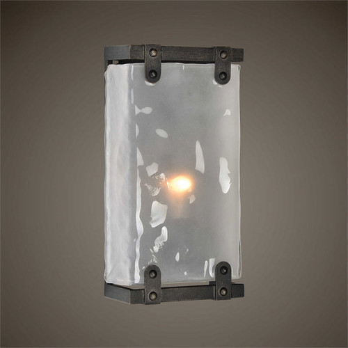 Brattleboro 1-Lamp Sconce by Uttermost