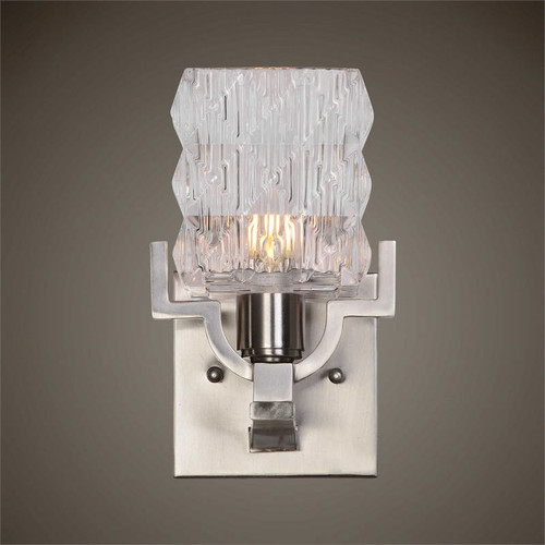 Copeman 1-Lamp Sconce by Uttermost