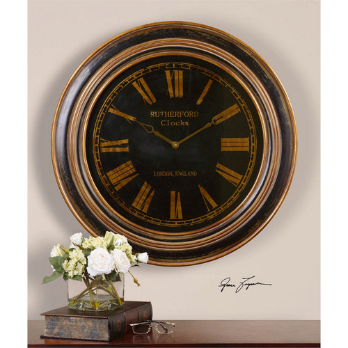 Buckley Wall Clock