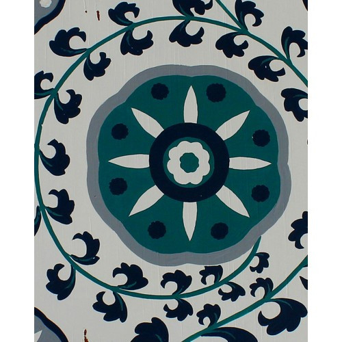A414 Pinwheel Blue