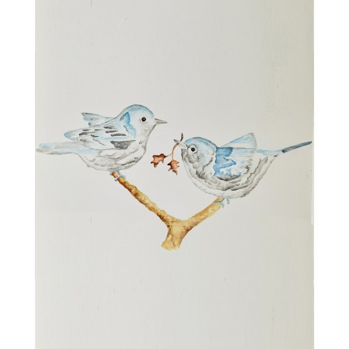 A644 Lovebirds