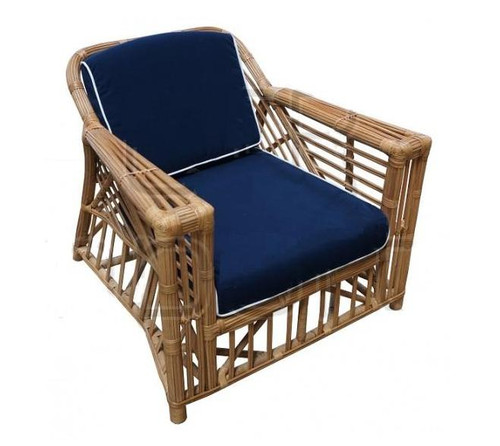 Ballina Arm Chair - Honey