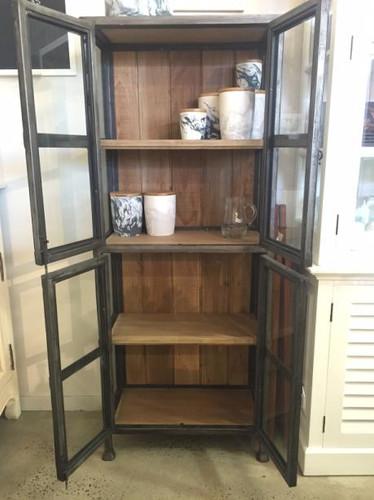 Urban Narrow Display Cabinet - MID/VTB