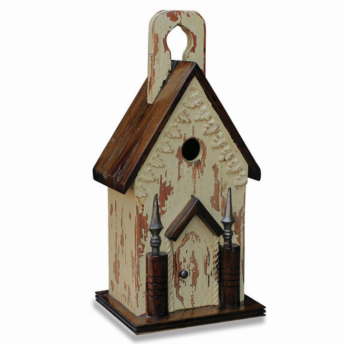 Bird House B - Hand-crafted