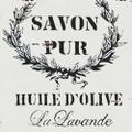 SAVON PUR HUILE D'OLIVE