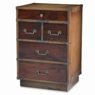 Artisan Small Cabinet - Size: 74H x 51W x 41D (cm)