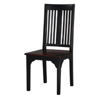 Eton Dining Chair with pad - Size: 103H x 48W x 53D (cm)
