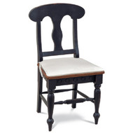 Richmond Dining Chair - Size: 95H x 50W x 49D (cm)