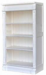 Roosevelt Bookcase Module 4 Shelf - Size: 168H x 92W x 46D (cm)