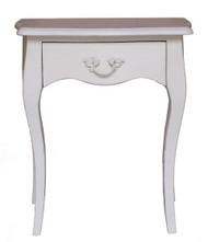 Penelope Lamp Table - Size: 62H x 55W x 34D (cm)