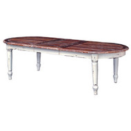 Market Extension Table - Size: 76H x 261W x 115D (cm)