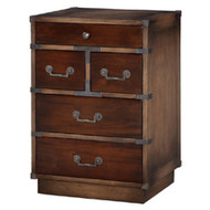 Artisan Small Cabinet - Size: 74H x 50W x 40D (cm)