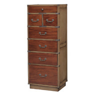 Artisan Tall Cabinet w/Filing Drawer - Size: 131H x 50W x 40D (cm)