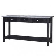 Tinsmith Sofa Table - Size: 80H x 150W x 43D (cm)