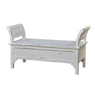 Mac Kenzie Bench w/ Storage