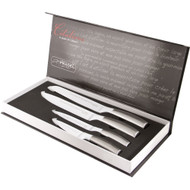 Laguiole Jean Dubost 4 Piece Kitchen Knives Set - Pradel - Citations